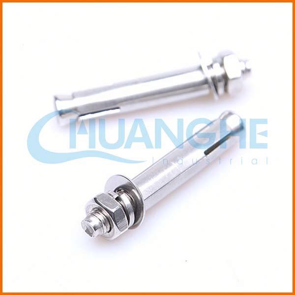 High quality low price sleeve anchor hastelloy c276 c22 b2 b3