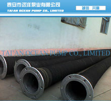 flexible corrugated rubber hose pipe