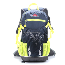 2017 New Design Day Backpack 22L Waterproof Cycling Bag Hydration Pack With Raincover