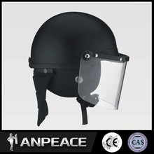 High Quality Cheap anti riot helmet with hsf kit