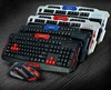 2.4GHz Wireless Gaming Keyboard and Mouse Set teclado GK6802