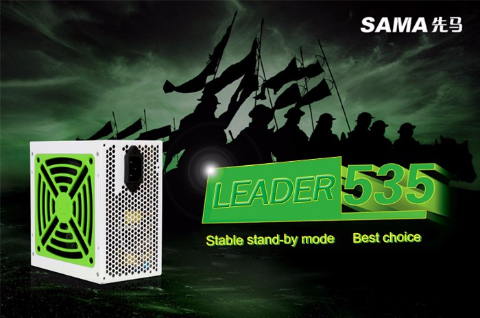 SAMA Newest Advantage Price 400W Computer Power Supply