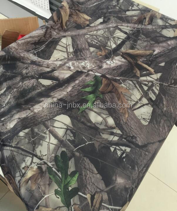 direstly sale by factory various of camo pattern for you choose real tree camouflage fabric