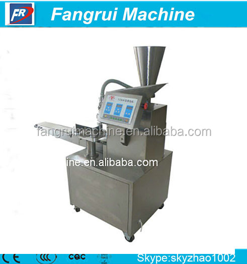 Strong Function 8cm/9cm/12cm 45kg stainless steel dumpling momo maker machine/empanada/gyoza making equipment for export