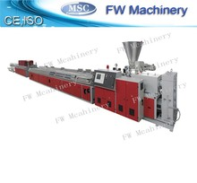 plastic wpc profile production line/pvc foil for profile wrapping machine