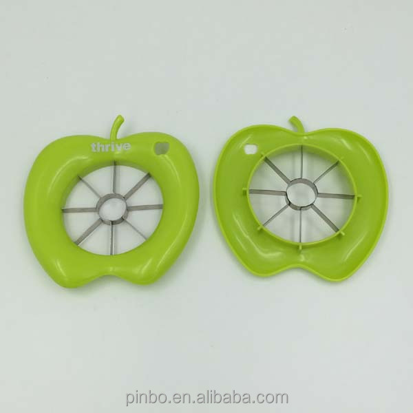Promotional Fruit Cutter Plastic Apple Cutter