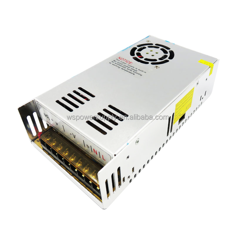 600W switching mode 24v 25a dc power supply S-600-24
