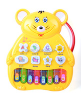 Baby Musical Toy Mouse Funny Electronic Organ