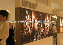 2013 NEW Tension fabric display