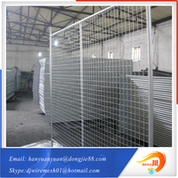 With strong overseas support used wrought iron fencing for sale temporary fence