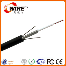 2 / 4 / 6 / 8 / 12 / 16 / 24 Core Singlemode Outdoor Armoured GYXTW Fiber Optic Cable