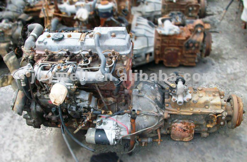 USED TOYOTA DIESEL ENGINE 13B
