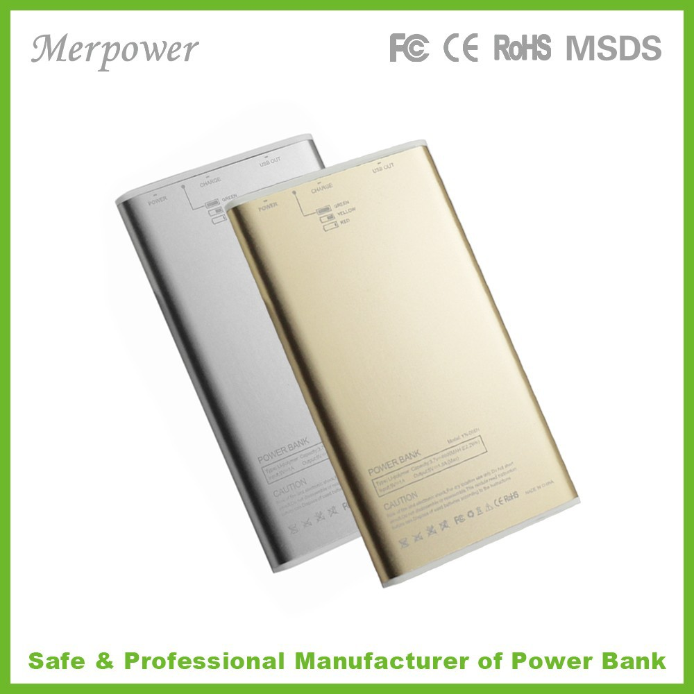 Bulk buy from china ultra slim power bank battery charger for laptop