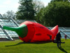 giant inflatable vegetables inflatable paprika for advertising