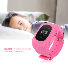 Live positon tracking waterproof Q50 kids gps watch with voice calling oem brand gps watch kids