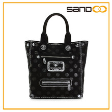 China supplier women hand bag, newest pictures lady fashion handbag