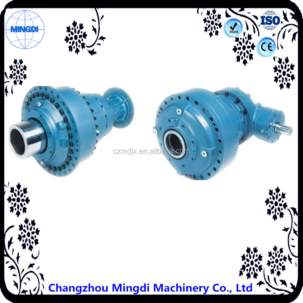 PN series Planetary Reducer Gearbox Transmission Part with Electric Motor motorcycles spare parts