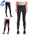 Women's Quick Dry Printed Yoga Leggings Workout Running Tights