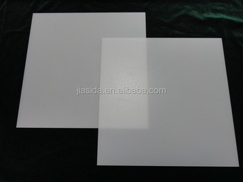 hot sale milk white led light diffuser pc sheet