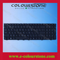 Hot selling laptop keyboard for HP 4530S 4535S 4730S 603B0059628 RU BLACK