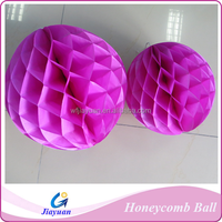 Tissue Paper Honeycomb Balls Hanging Party Decoration Honeycomb Lanterns