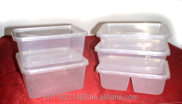 Microwaveable Containers, Food Containers
