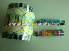 PE or PP bubble tea cup plastic cup sealing film