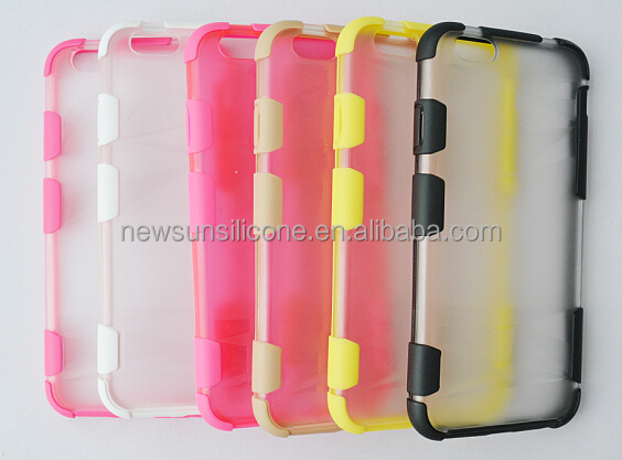 2016 New Trending Slim silicone mobile phone cover
