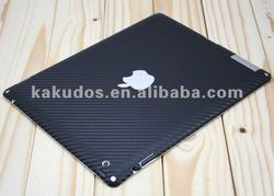 protective film carbon fiber skin sticker for ipad