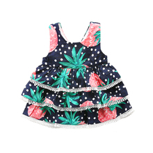 Factory Directly Supply Best Price Hand Made Baby Girl Dress