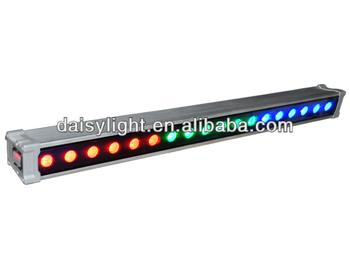 LED Pixel Bar Outdoor Wall Washer Event Light (8w*18pcs)