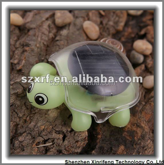 Promotional gift cute tortoise solar toy solar novelty gifts/solar panel toys/cute sunlight solar toys