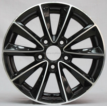"16/17/18"" aluminum wheel rim/ car alloy wheel 5x114.3"