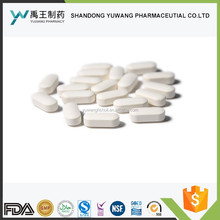 Anti-Aging/Anti-Fatigue/Regulation Of Blood System Herbal extract organic spirulina tablet Enhance immunity Tablet
