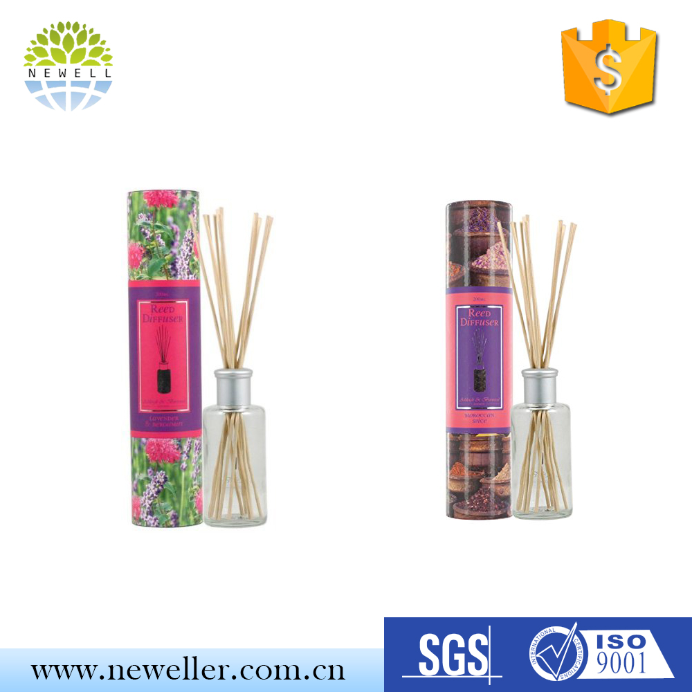 Different packing scented house using reed diffuser with sticks