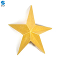 Large size headmade decorative Christmas paper stars