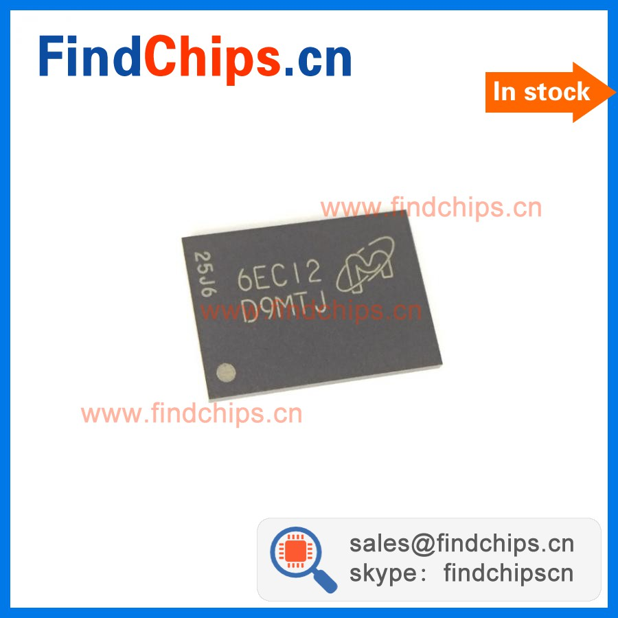 (IC chip) MT47H128M16RT-25E IT:<strong>C</strong> 84FBGA