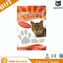 Pure Bentonite Clay Free Dust Popular Cat litter