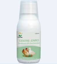Enrofloxacin 10% oral Solution (veterinary medicine, antibiotic, veterinary product)