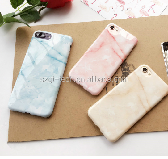 multi types luxury accessories marble pattern phone case for iphone 7,for iphone 8 case tpu marble,colorful marble phone case