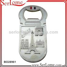 Eiffel Tower Bottle Opener Fridge Magnet