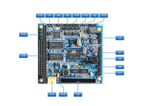 High quality intelligent ARM mainboard for industrial control