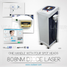 Diode Laser Hair Removal beauty Equipment (808 Nm, with CE)