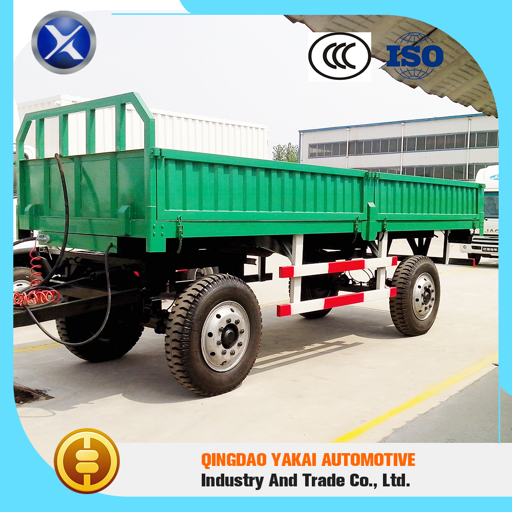 Best Quality Dump Truck Trailer On Sale