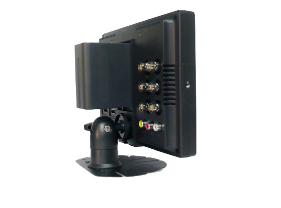 10 inch SDI cctv monitor for sunlight readable monitor