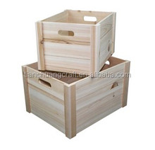 2015 high quality cheap wood fruit crates for sale ,cheap wood shipping crates for sale