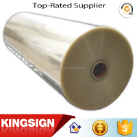 PVC heat shrink film /clear heat shrink plastic film in roll