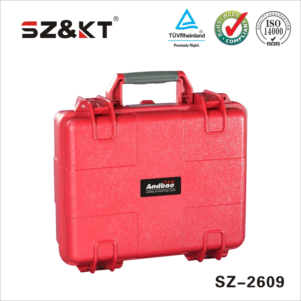 IP67 injection mold plastic professional waterproof case