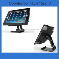 tablet display stand with 120 degree tilting