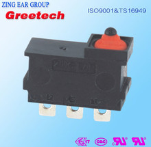 car slide switch defond slide switch 3 pin slide switch